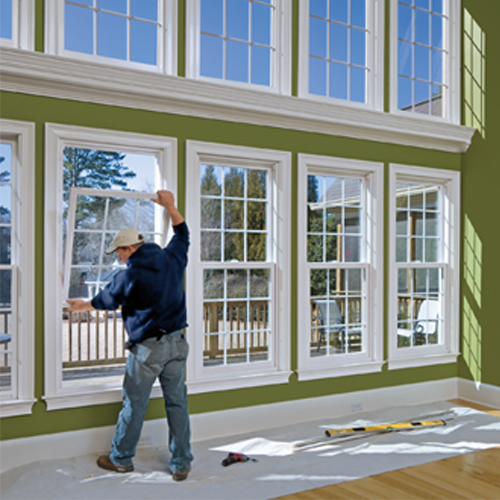 Window and door installation - expert installation