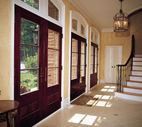 Andersen Architectural entry doors - NJ
