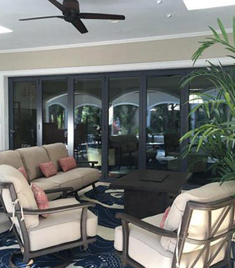 Glass wall systems NJ