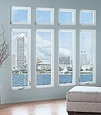 Ply Gem vinyl windows - Great Lakes