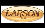 Larson storm and screen doors logo