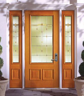 Simpson entrance doors
