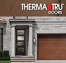 Therma Tru entrance doors logo