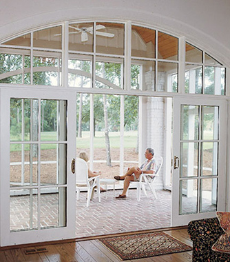 lincoln wood windows and patio doors