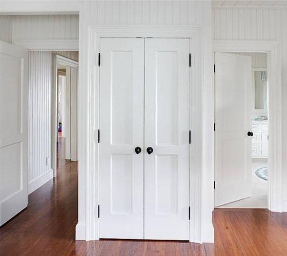 Ovation interior swinging doors