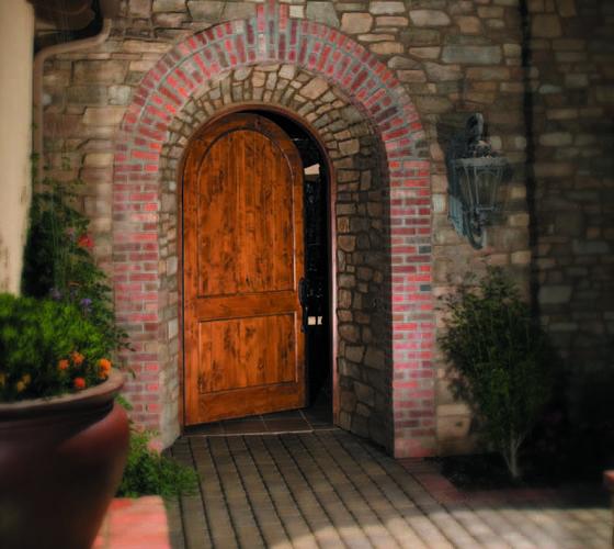 Rogue Valley entry door