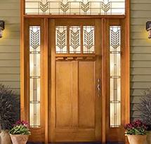 Therma Tru front door