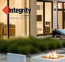 Integrity ultrex fiberglass windows and doors
