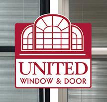 United window and door logo