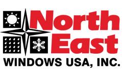 North East Windows logo