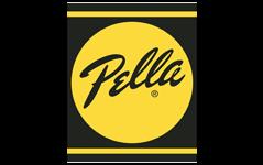 Pella wooden windows logo