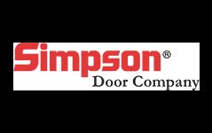 Simpson entry doors logo