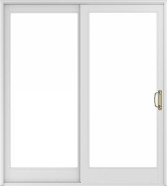 Andersen<sup>™</sup> 400 Series Frenchwood Gliding Patio Door