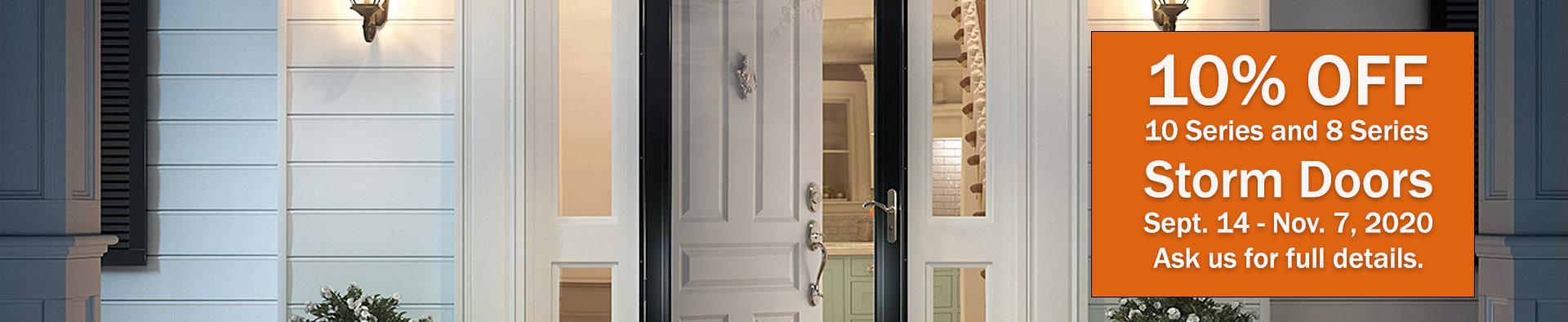 Andersen Storm Screen Doors Windowrama