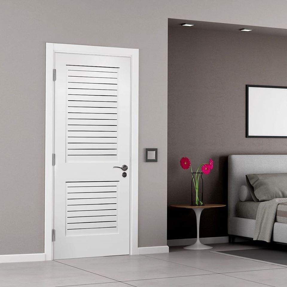 REEB Specialty Products - Contemporary Louver Door