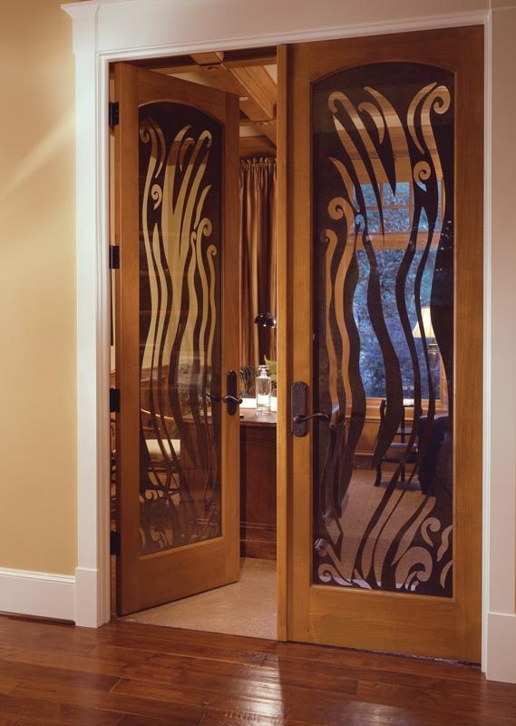 Simpson Interior French Doors
