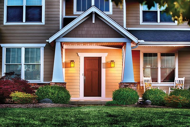 Therma Tru Classic Craft American Door