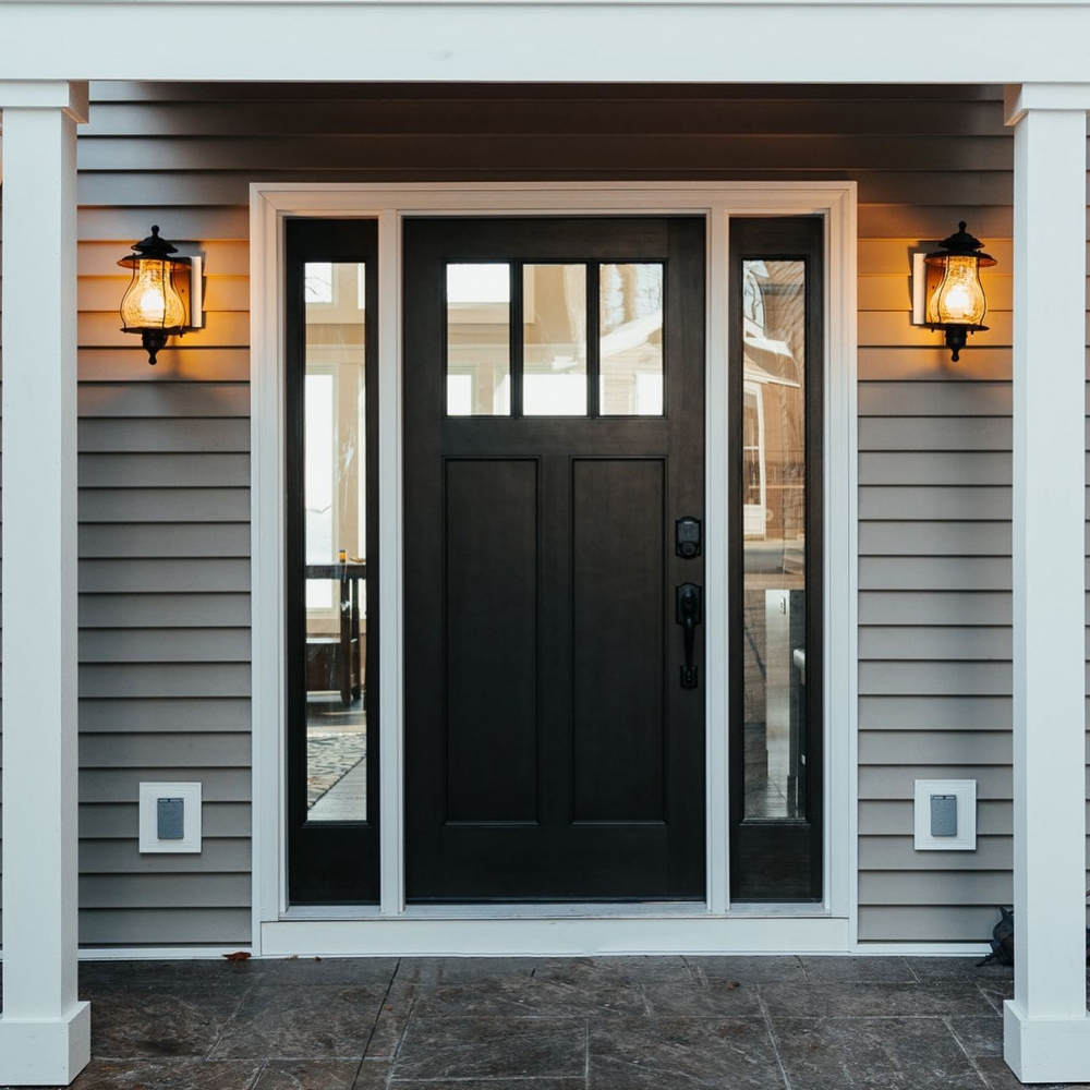 Therma Tru Craftsman Door - Entry Doors