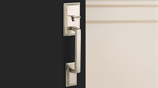 Yale Expressions Hardware - Front Door Lever