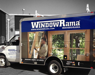 Window and door supplier service