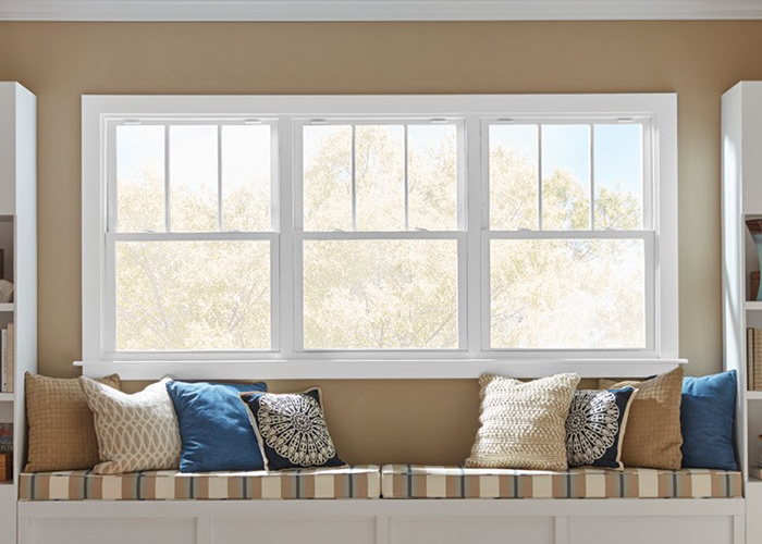 vinyl windows for new constructions